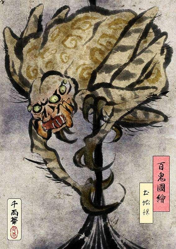 """明明是一个民族,后来被异化成妖怪,日本历史上的""""土蜘蛛"""""""
