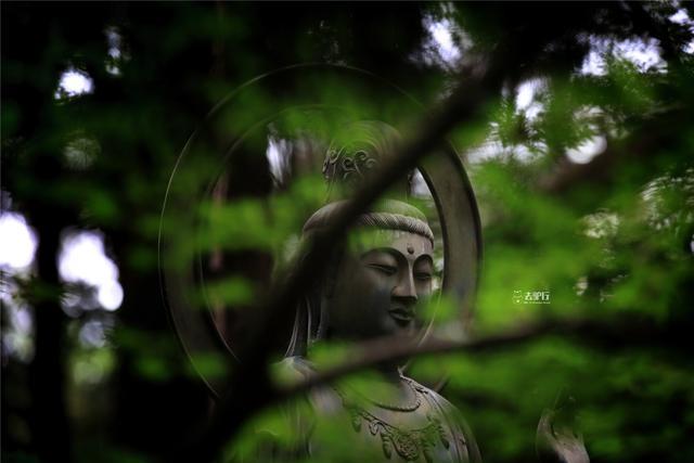 中日佛像区别:一个造得越来越高,一个平易近人