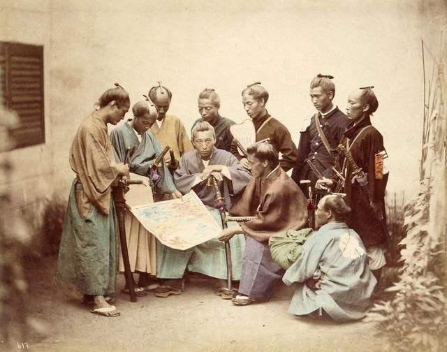 明治维新之前:日本坎坷的觉醒之路