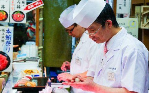 你真的会吃寿司吗?寿司这么吃才好吃