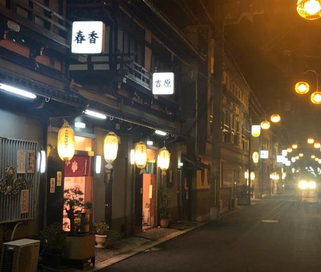 日本颜值最高的景区,全国的漂亮女孩都在这里,风情万种