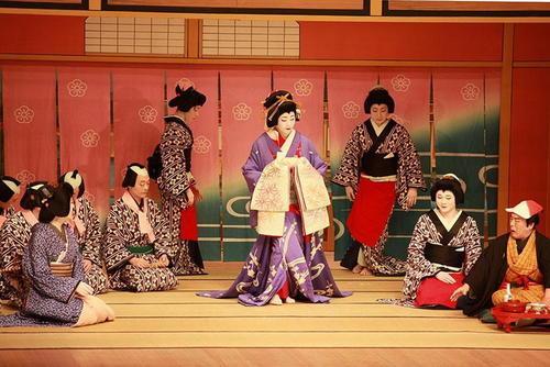 """日本传统戏剧:从""""歌舞伎""""的发展,谈日本传统戏剧的文化传承"""