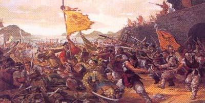 多大浦镇之战