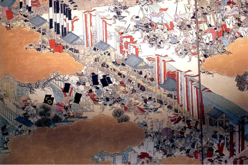 真田丸之战